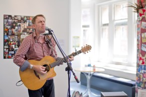 Spillers Saturday Sessions - Martyn Joseph