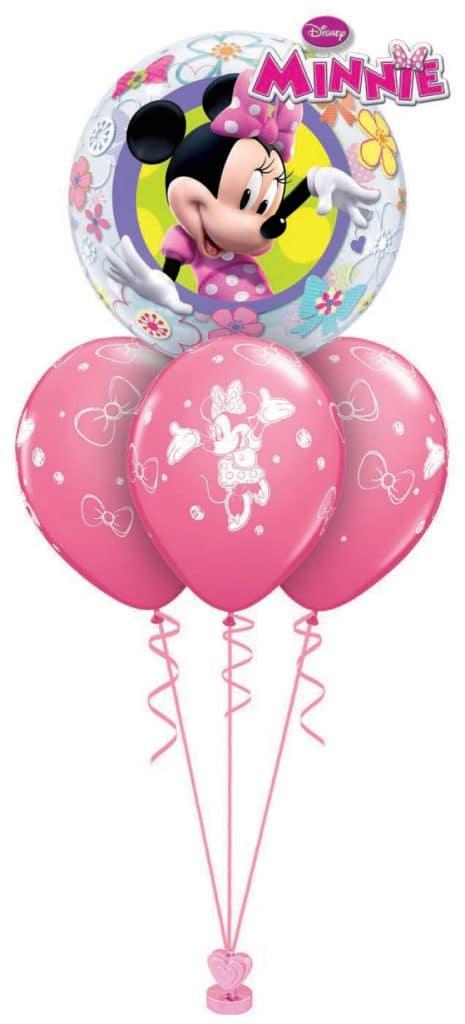 Minnie Mouse Bowtique Bubble Layer Image