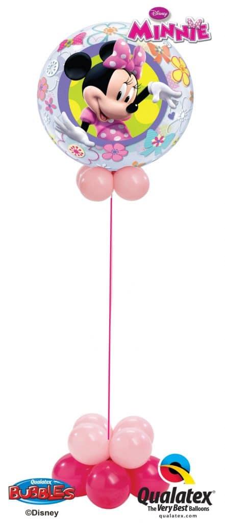 Minnie Mouse Bowtique Bubble Image