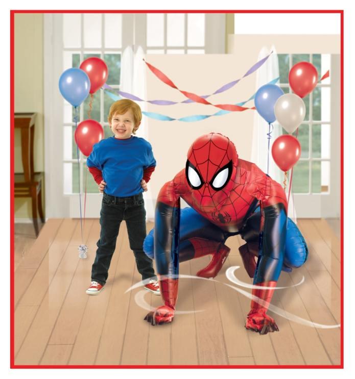 Spiderman AIrwalker Image