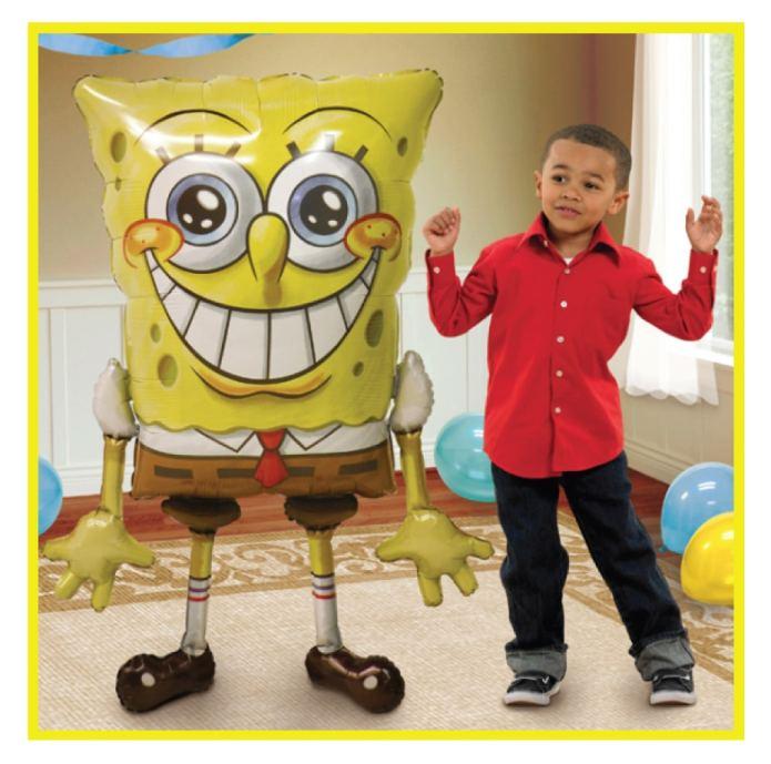 Spongebob Airwalker Image
