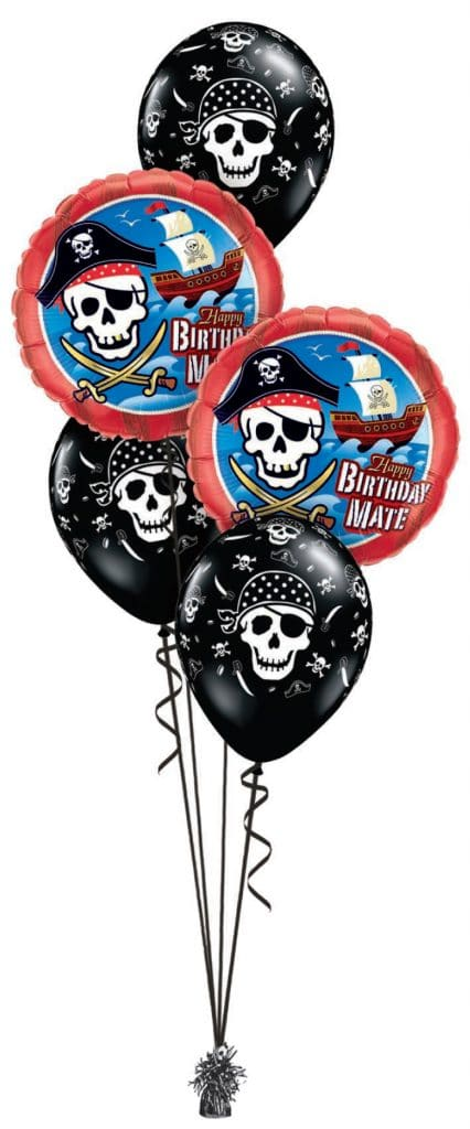 Birthday Pirate Classic Image