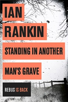 23 Apr 2013: Ian Rankin, Standing in Another Man's Grave