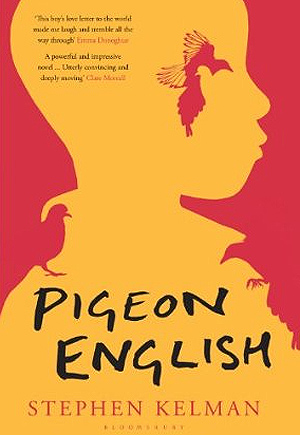 23 Feb 2012: Stephen Kelman, Pigeon English