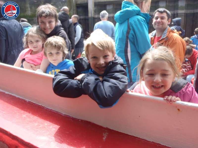 cardiff bay boat trip