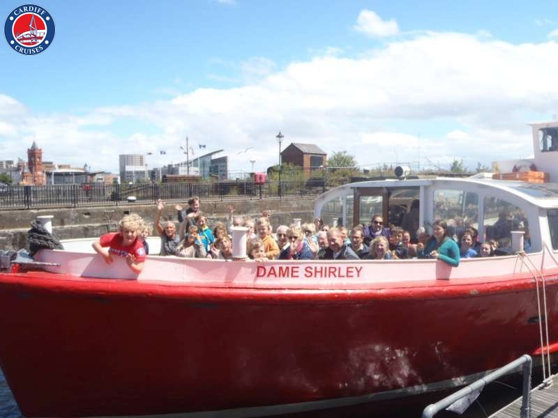 cardiff bay boat trips