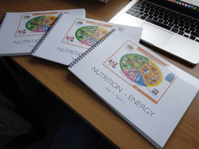 Have a study plan for university, year one dietetics at cardiff metropolitan university