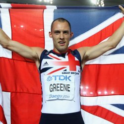 Dai-Greene gb flag