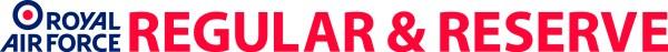 RAF Regular & Reserve Logo version 2 colour