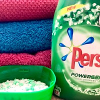 A little help with the laundry from Persil Powergems