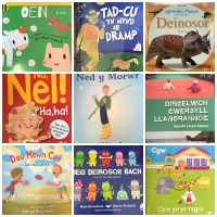 26 Welsh language books for children age 0-11
