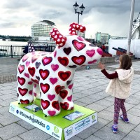 Searching for Snowdogs in Cardiff Bay – Snowdogs: Tails in Wales