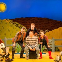 What The Ladybird Heard at the New Theatre Cardiff - review