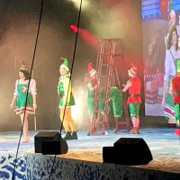 Elf the Musical at Cardiff Motorpoint Arena – review