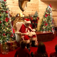 What to expect at Pugh's Garden Village Radyr's The Magic of Christmas Father Christmas experience 2018