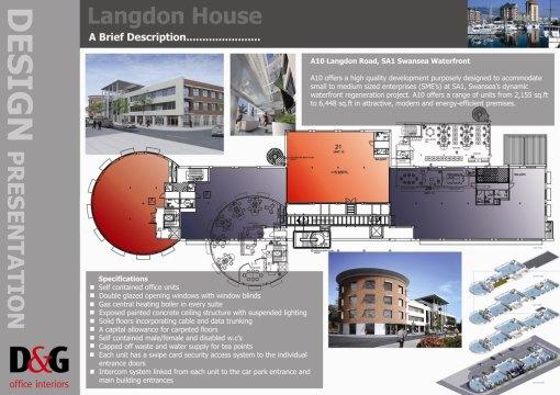 Interior Design DampG Office Interiors Ltd