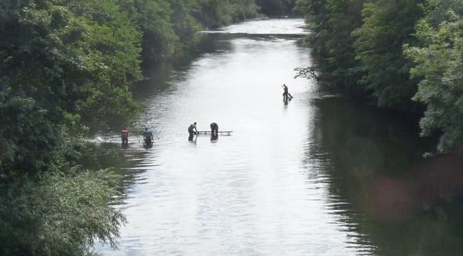 Next CRG event: River Rhymney at Parc Tredelerch