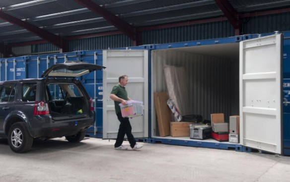 Self Storage Cardiff