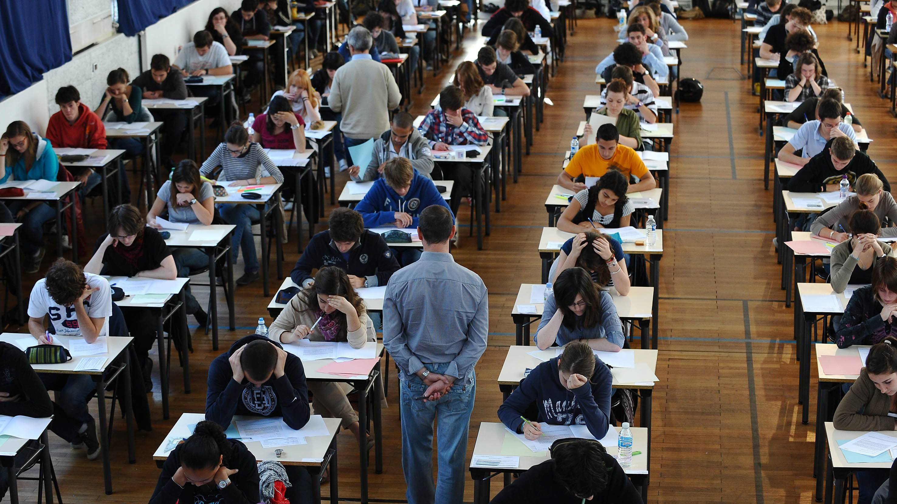 Your Time S Up Students Angered By Exam Mark Delay