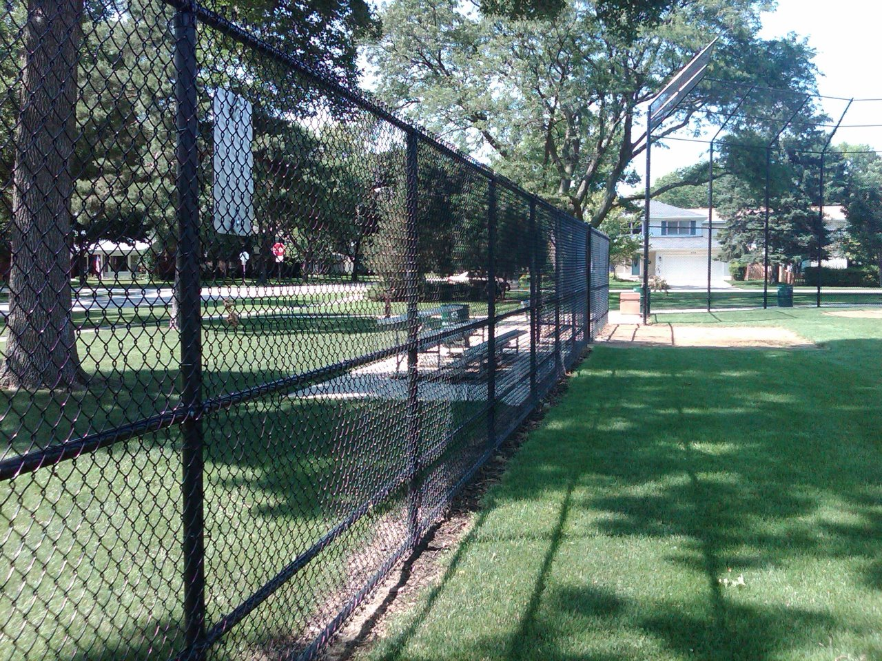 Vinyl Park Fence Cardinal Fence Amp Supply Inc