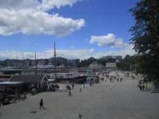 Rådhuskaia - City Hall Harbour
