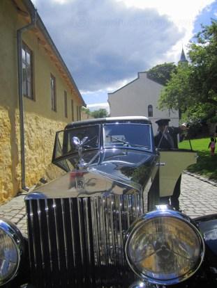 1933 model Rolls Royce