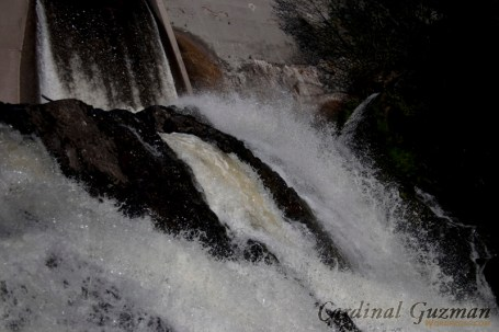 The waterfall of Nydalsdammen - vis-a-vis Opera Software.