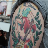 The History of Tattoo Part 2: The Americanization (Westernisation) of Tattoo