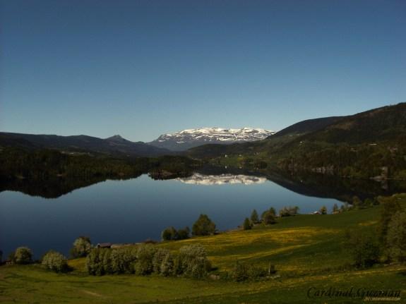 Jotunheimen, Valdres.