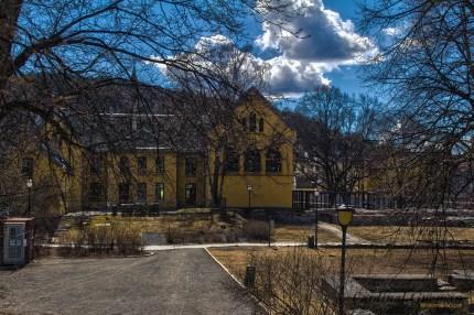 Oslo episcopal residence.