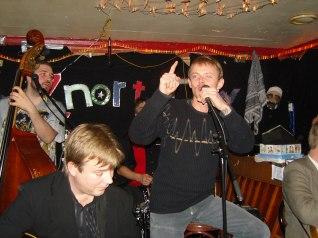 FZQ: Jimmy Jass @ Grønlandshagen, 2006