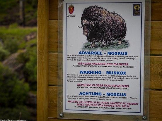 Advarsel - Warning - Achtung