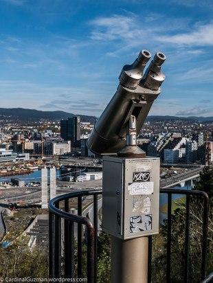 May 2016: Binoculars | Ekebergparken