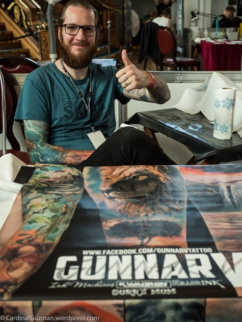 GunnarV from Iceland