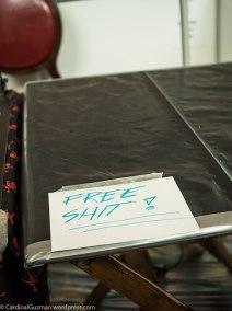 Free shit!