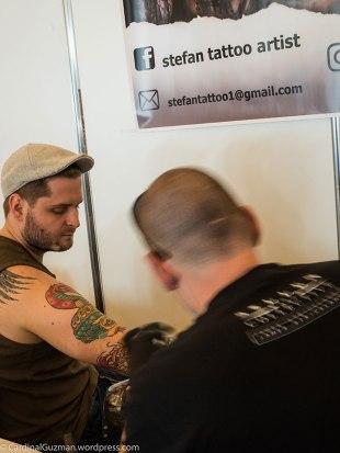 Stefan Tattoo Artist