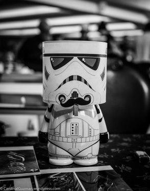 Stormtrooper.