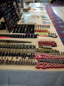 Piercing jewellery.