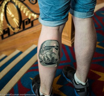 Stormtrooper by Jani Tattoos
