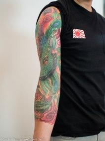 梵天慶 | George Chou | Funtian Tattoo