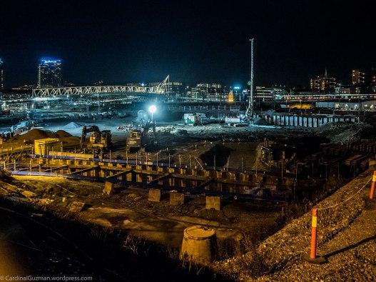 December 2016: Construction night