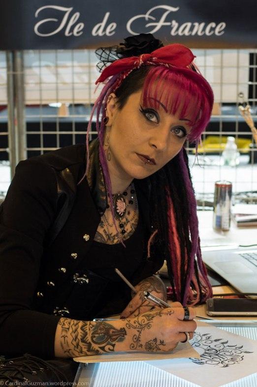 Rock & Pink Tattoo / StephArtTattoo