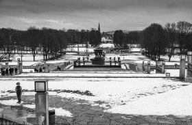 Frognerparken / Vigelands Park