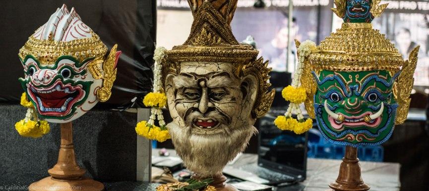 Thai Masks