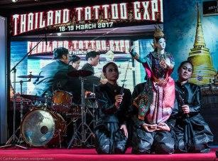Puppet dance show