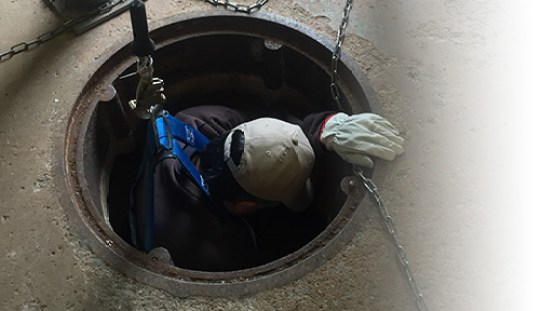 Confined Spaces Entry