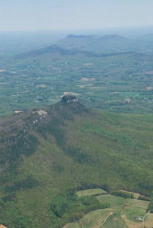 Pilot Mountain (Credit: Peter Redgrave)