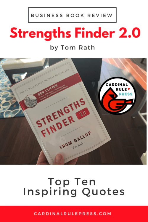 Business Book Review-Strengths Finder 2.0 - cardinalrulepress.com
