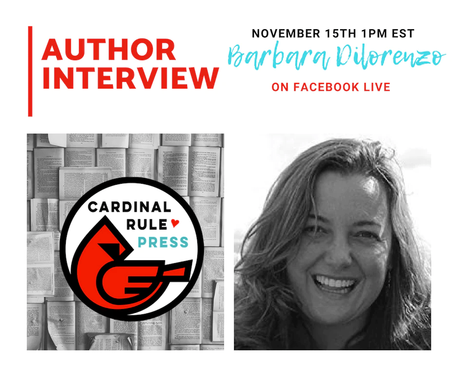 Author Interview With Barbara DiLorenzo