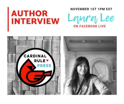 Author Interview Series-Laura Lee - mariadismondy.com